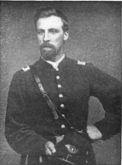 Morton Van Buren Bonney during the Civil War