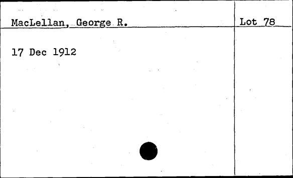 1912maclellangeorgeburial
