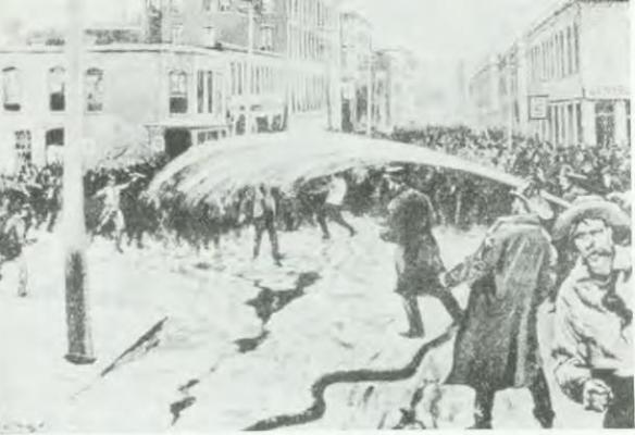 hosing-the-riot